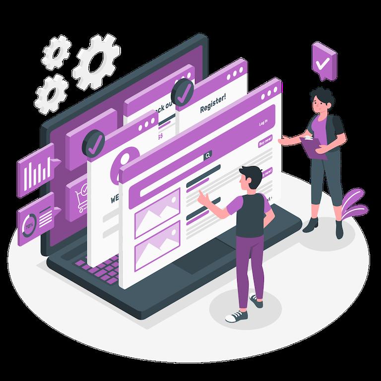 Usability testing purple copy