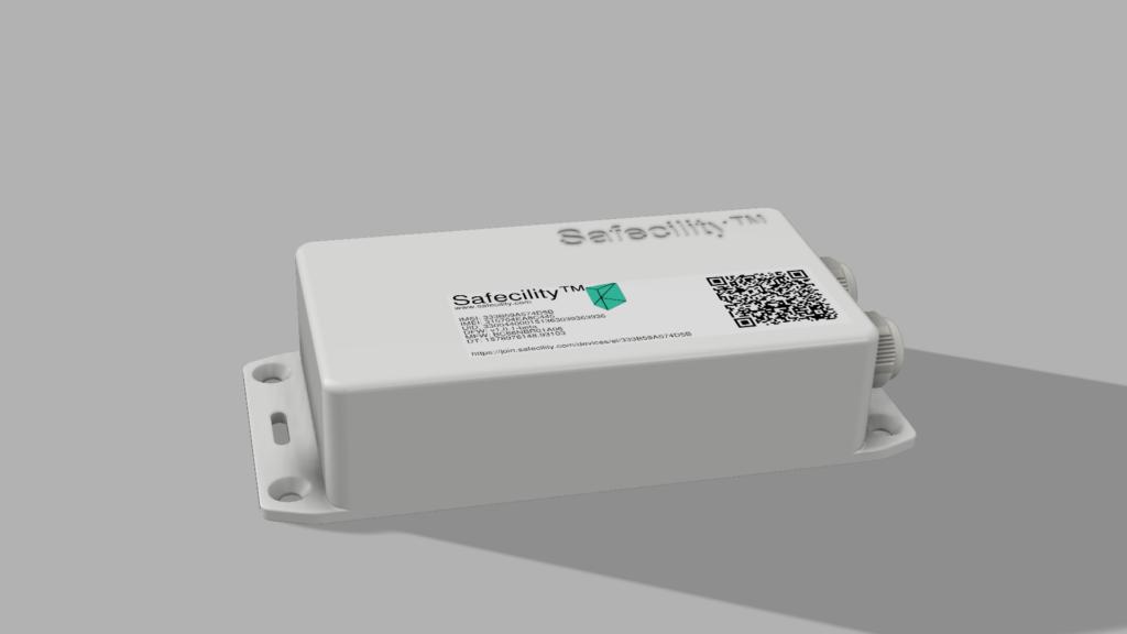 Wireless emergency lighting controller