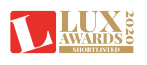 Lux Awards 2020 redgold shortlisted