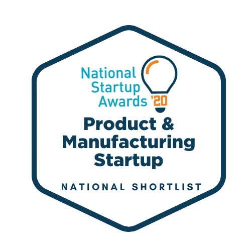 Startup Awards Natiopnal Finalist Product