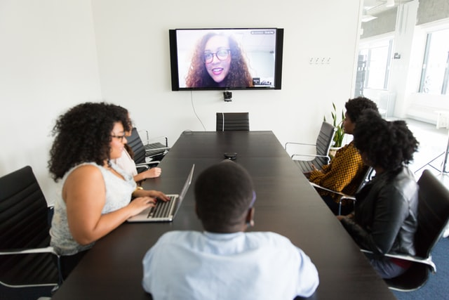 Video conferencing software 1