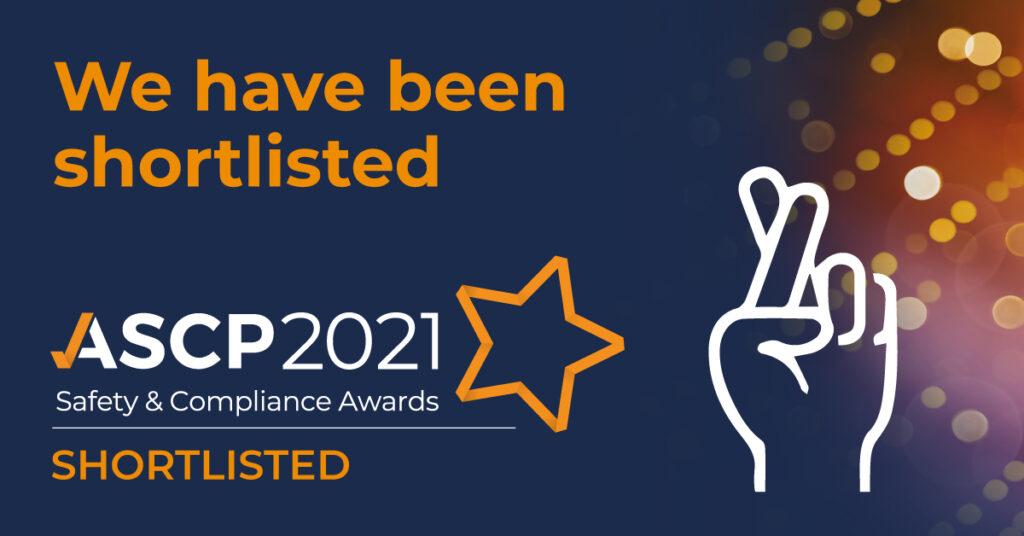 ASCP 2021 awards shortlisted LIN blue
